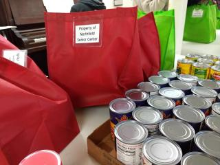 Food Relief Northfield Senior Center